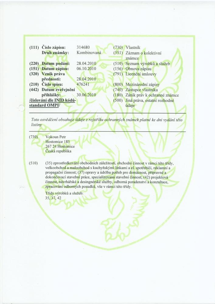 Rejstřík ochranných známek